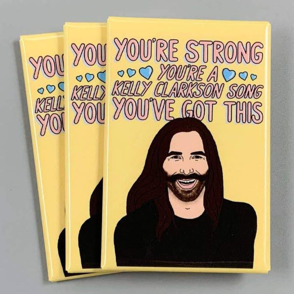 JVN YOU'VE GOT THIS MAGNET