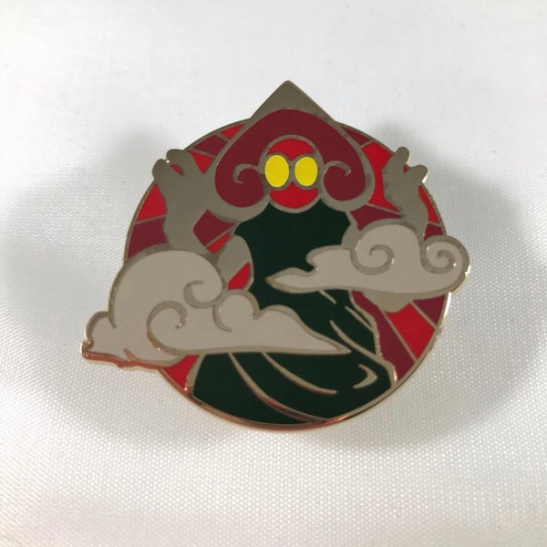 FLATWOODS MONSTER ENAMEL PIN
