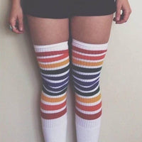 FREEDOM THIGH HIGH PRIDE TUBE SOCKS