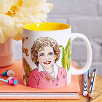 BETTY WHITE STAY GOLDEN MUG