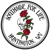 SOUTHSIDE FOR LIFE STICKER