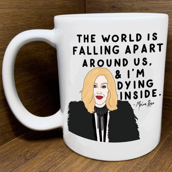 MOIRA ROSE SCHITT'S CREEK MUG