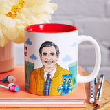MR ROGERS YOU ARE SPECIAL! MUG