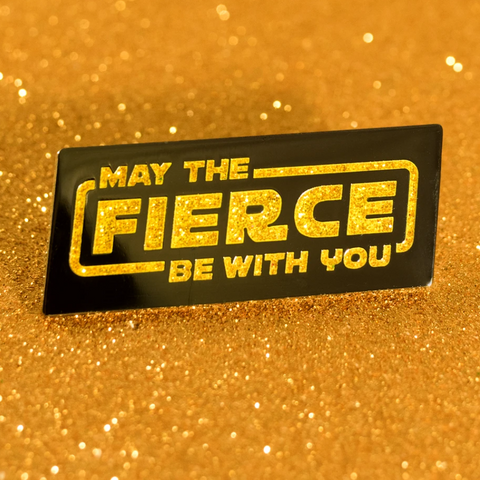May The Fierce ppin