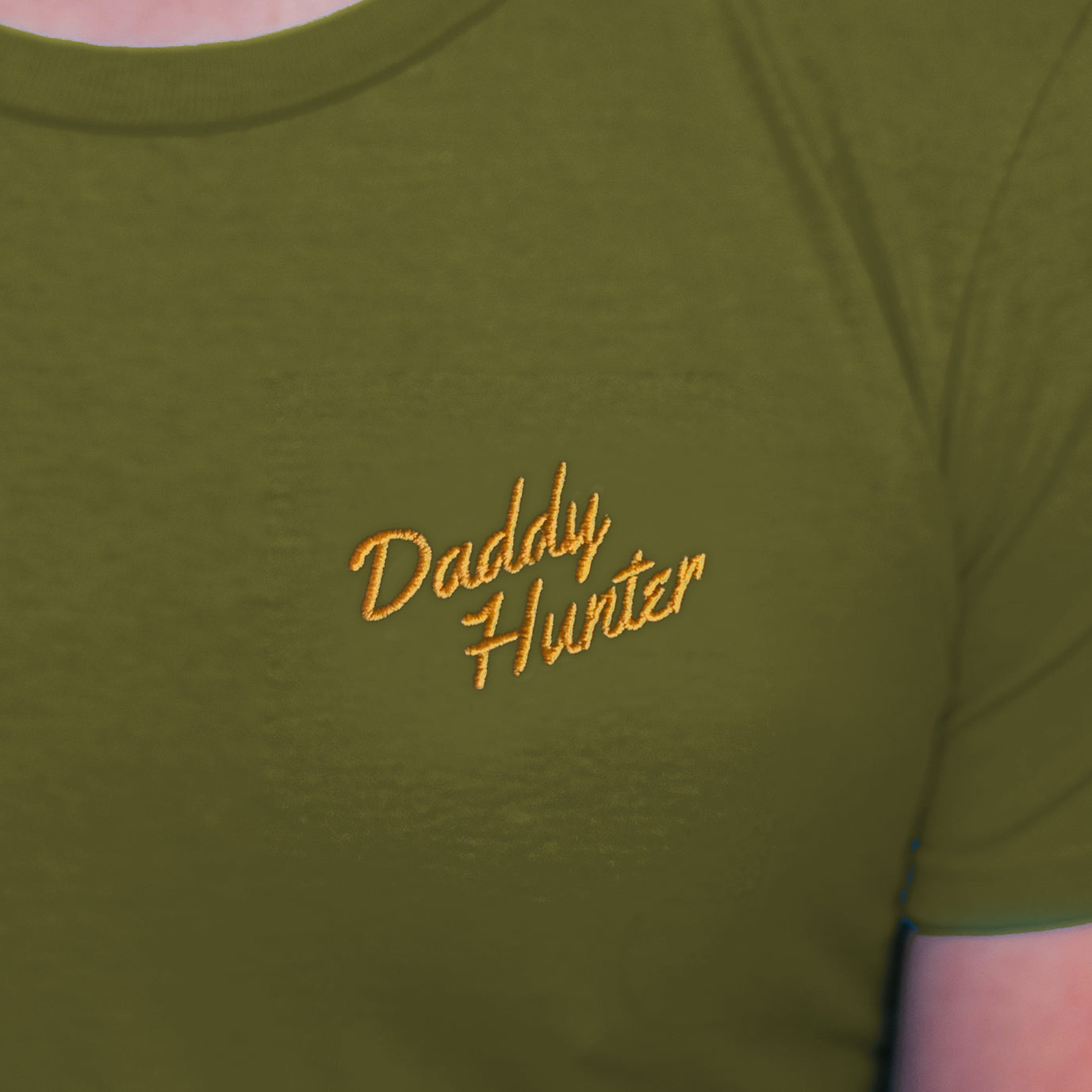 Daddy Hunter T-Shirt - GAYPIN'