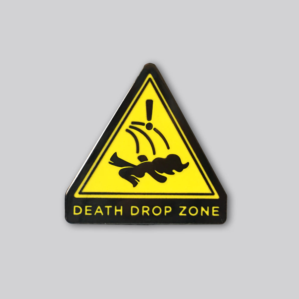 Death Drop pin - GAYPIN'
