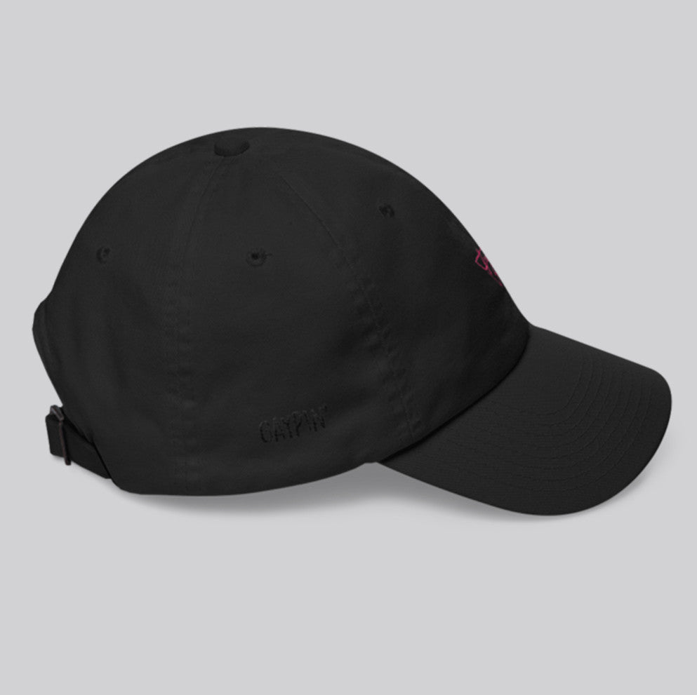 Fag Hat (black) - GAYPIN'