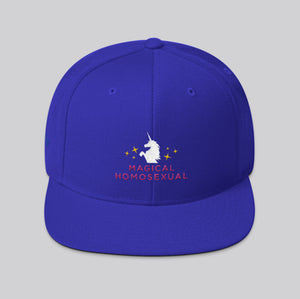Magical Homosexual Hat - GAYPIN'