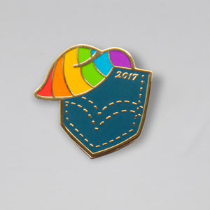 Pride 2017 Pin (Limited Edition)