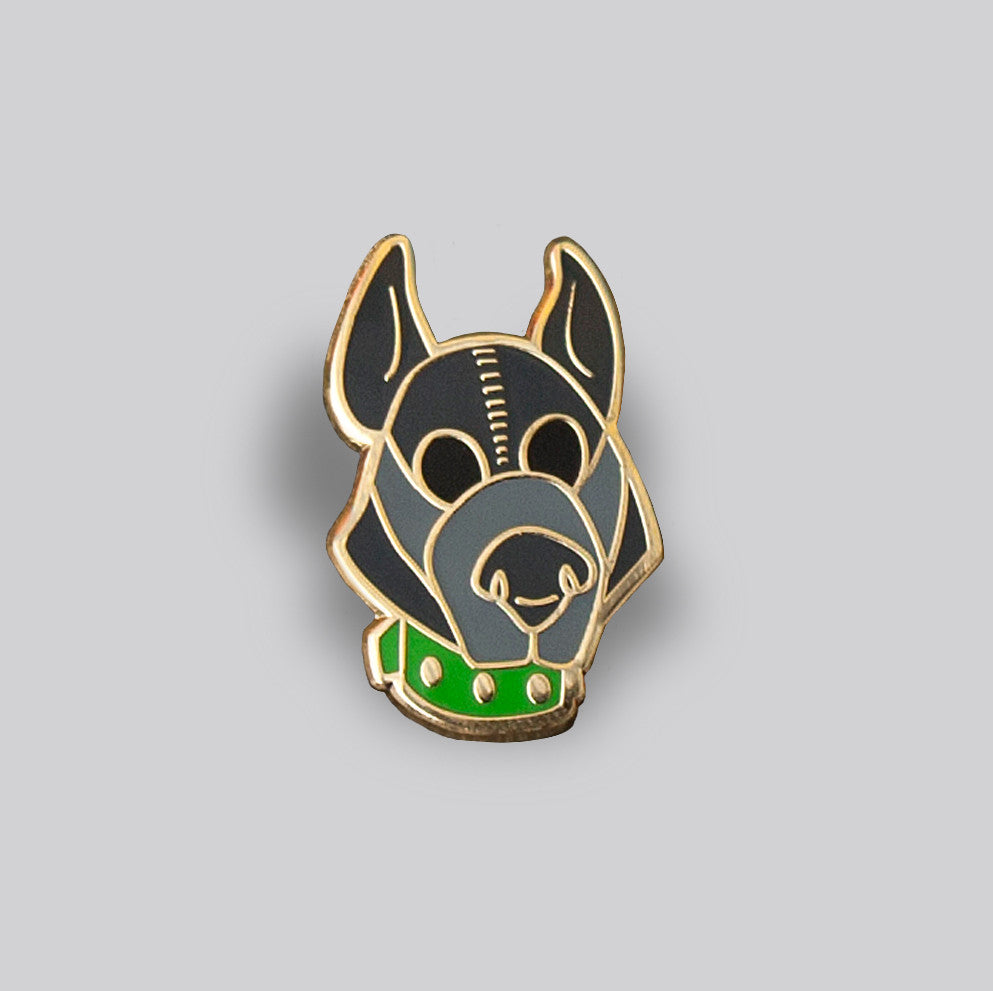 Puppy Play Pin