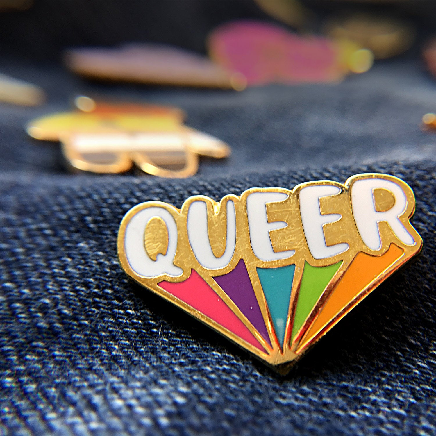 Queer Pin - GAYPIN'