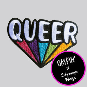 Queer patch - GAYPIN'