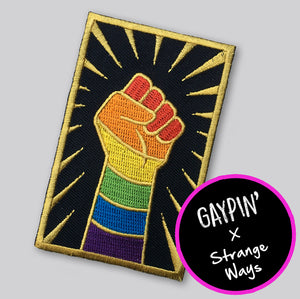 Resist patch - GAYPIN'
