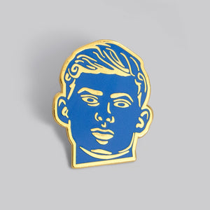 Sebastian pin (A collaboration with Stuart Sandford) - GAYPIN'