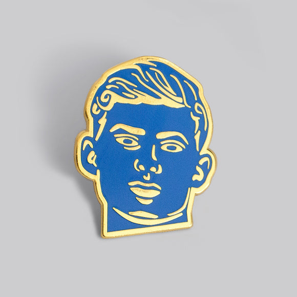 Sebastian pin (A collaboration with Stuart Sandford)