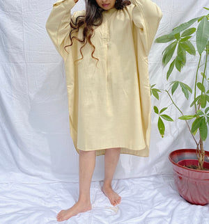 Butter Organic Cotton Caftan
