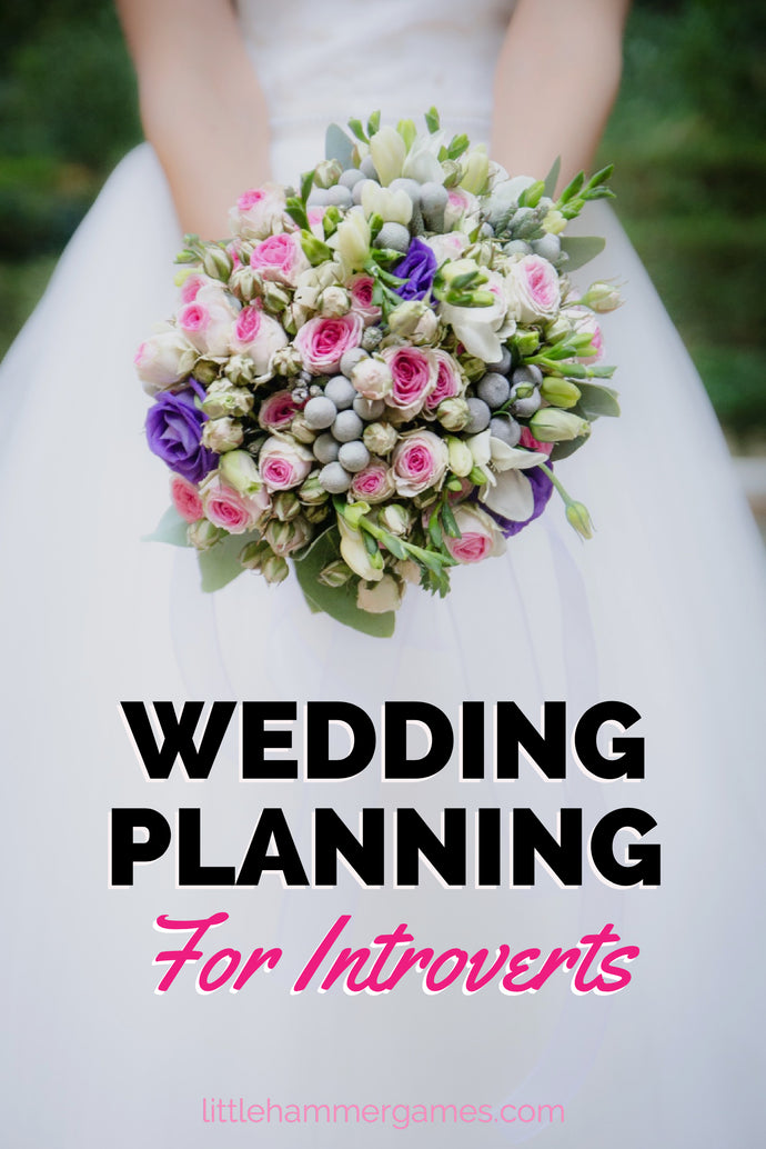 Planning A Wedding As An Introvert? You Aren't Alone