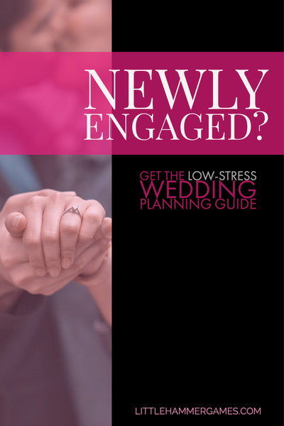 Wedding planning with less stress