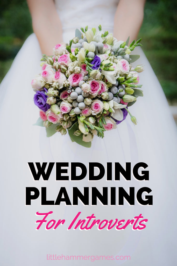 Wedding Planning Guide for Introverts