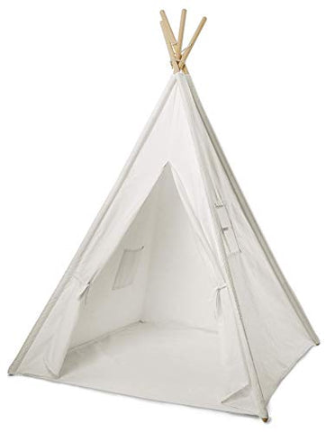 Cotton Canvas Kids Teepee Tent
