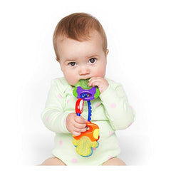 Ice Gel Teether Keys