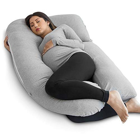 Detachable U-Shape Full Body Pregnancy Pillow