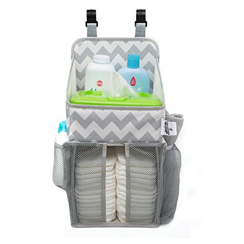 Diaper Caddy and Nursery Organizer