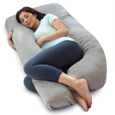 Solid Body U-Shape Full Body Pregnancy Pillow