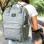 Waterproof Stylish Diaper Bag Backpack