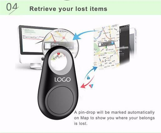 Child GPS Smart Bluetooth Tracker