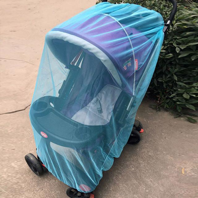 Baby Stroller Mosquito Insect Shield Net