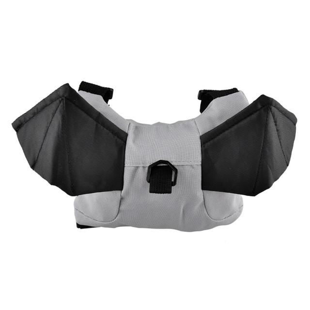 Bat Toddler Backpack With Safety Harness