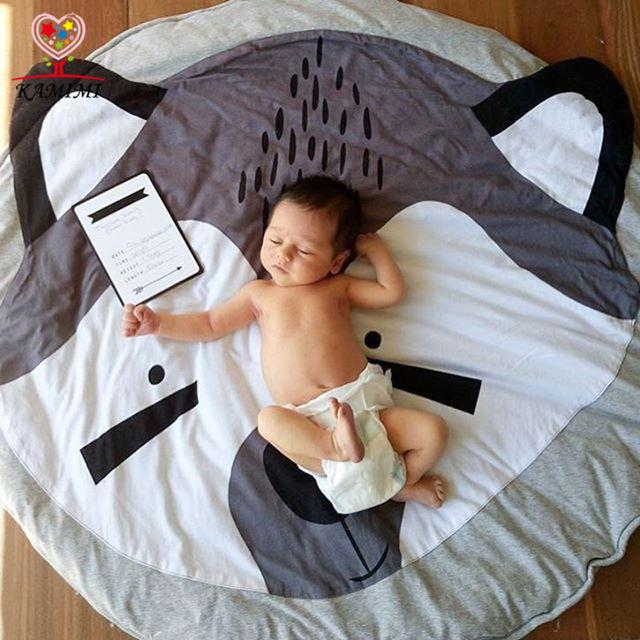 Bear Play Mat for Babies
