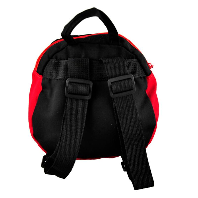 Back of Toddler Backpack With Safety Harness