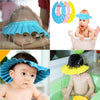 Image of Baby Shower Cap Soft & Adjustable