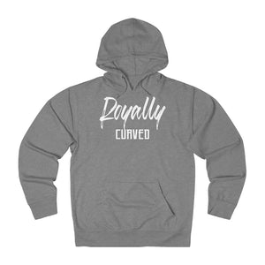 Royally Curved French Terry Hoodie (UNISEX) Hoodie - Royally Curved