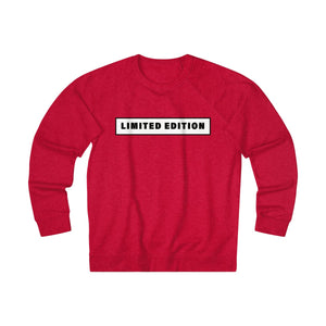 """LIMITED EDITION"" French Terry Crew Neck Sweatshirt (UNISEX) Sweatshirt - Royally Curved"