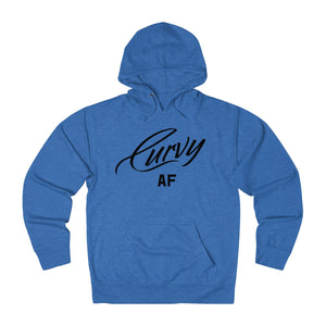 Unisex French Terry Hoodie Hoodie - Royally Curved
