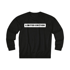 """LIMITED EDITION"" Unisex French Terry Crew Sweatshirt Sweatshirt - Royally Curved"