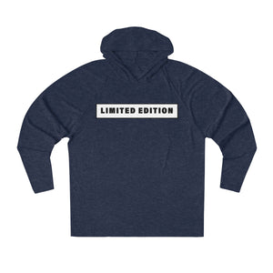 """LIMITED EDITION"" Long Sleeve Hooded T-Shirt (UNISEX) T-Shirts - Royally Curved"
