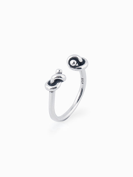 Elissa Knot Ring  |  Ring XXII