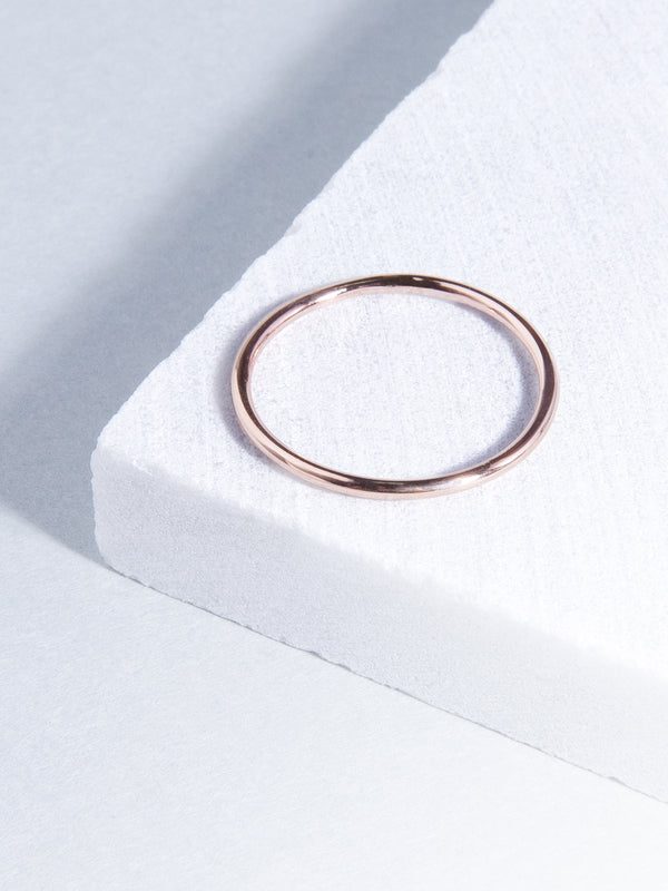 Simplicity Ring (Gold)
