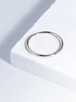 Simplicity Ring (Silver)