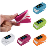 1pcs Blood Oxygen Meter Finger Clip Oximeter Diabetic Pulse Blood Oxygen Saturation Monitoring instrument Heart Rate Meter Health 2017 - Olivia`s Design