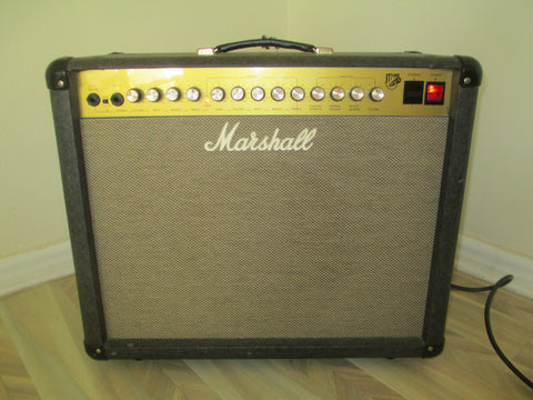 Marshall JTM 60 1X12 All-Tube 60-watt Amp. Muscular Marshall Tone.
