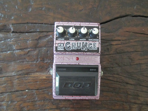 DOD Grunge FX69B '90s Distortion Pedal 1990s. Get Yer Grunge On.