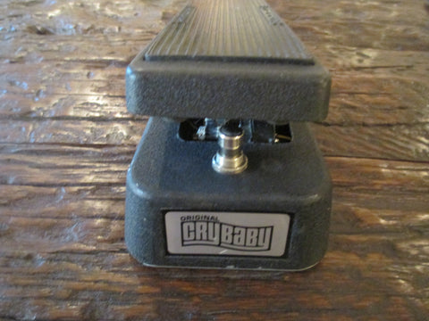 1997 '97 Jim Dunlop USA Original CryBaby Wah Model GCB-95. Works Perfectly.