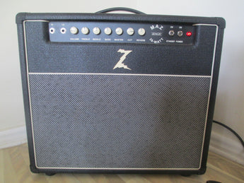 Dr Z Maz 38-watt Senior 1X12 All-Tube Amp with Reverb. Unbelievable Value.