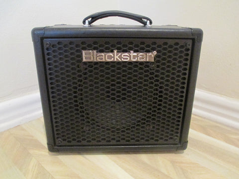 Blackstar HT1 Metal 1-watt Tube Amp 1X8. Great Value, Great Sound, Small Package.