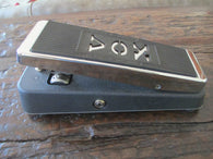Late 1990s '90s Vox V847 Wah. Outsanding, Mint Condition.